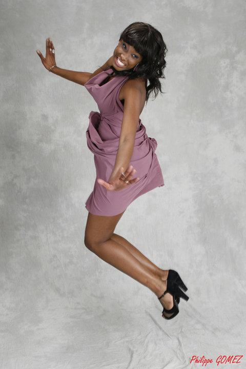 [PHOTOS] Ayssé Ndiaye, Miss Diaspora 2010 : « Je n'ai pas été Miss Sénégal parce que… »