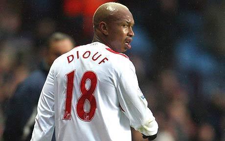 Ce turbulent El Hadji Diouf