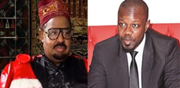 La colère noire d'Ahmed Khalifa Niasse après les accusations de Ousmane Sonko