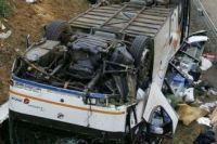 LEUR BUS SE RENVERSE : 10 guinéens périssent dans l'accident