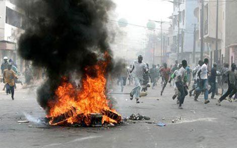 Violentes manifestations aux SICAP contre les coupures