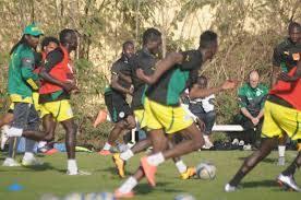 1er galop des lions, « On a des qualités pour battre le Soudan… », déclare Aliou Cissé