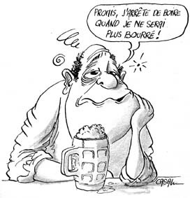 Alcoolisme : Quels sont les complications neurologiques ?