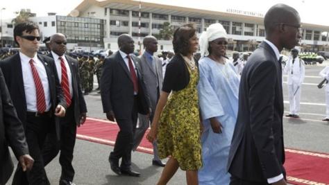 Michelle Obama attendue à Dakar !