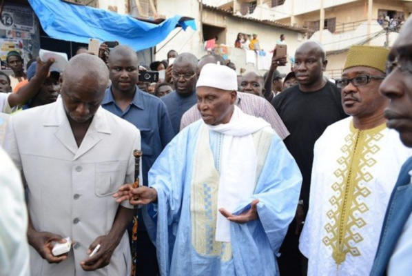 Madické Niang à Abdoulaye Wade, « le véritable suicide politique serait, pour le Pds, de ne pas avoir de candidat en 2019 »