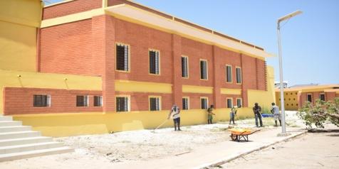 Photos: Découvrez le Centre Sectoriel de formation professionnelle aux métiers de la mécanique et des engins motorisés (CSFP-MEM) de Diamniadio