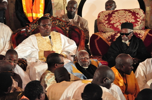 Cérémonie officielle du Magal : « Dieuredieuf Borom Touba » dixit Me Ousmane Ngom
