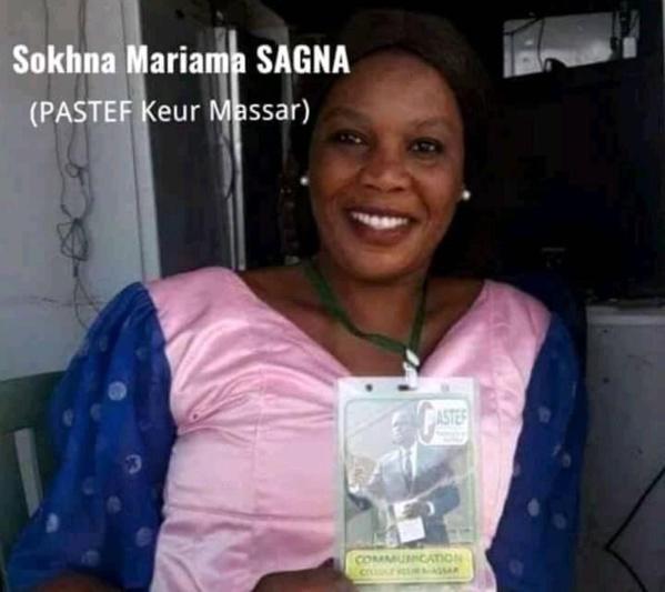 Mariama Sagna enterrée hier : vive tristesse à Kagnobon, son mari abattu et toujours sous le choc
