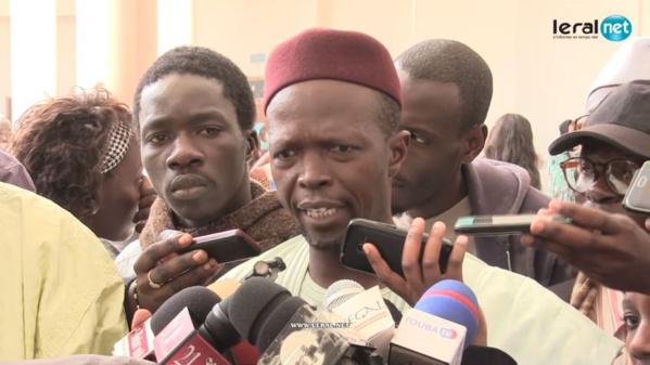 Cheikh Abdou Bara Dolli à Awa Guèye : « ferme ta ... ! »