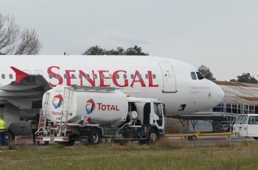 [Photos] LES DEUX A-320 RECEPTIONNES PAR « SENEGAL  AIRLINES » : Des avions éprouvés, sans souffle pour assurer la desserte Europe et environ ?