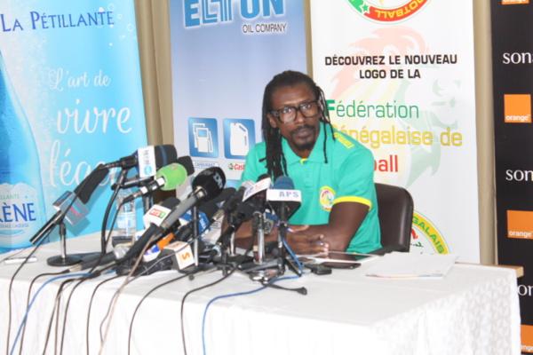 Aliou Cissé : « On a banc…les jeunes ont envie de montrer qu'ils … »