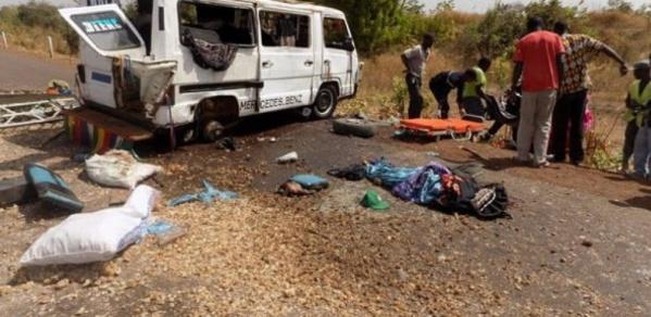 Axe Touba-Dahra : Un chauffard tue un malade mental et prend la fuite
