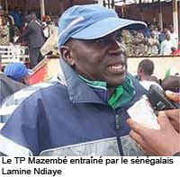 Rewmi.com Lamine N'Diaye ne se voile pas la face. L'entraîneur du Tout Puissant Mazembé n'est pas grisé par le succès de son équipe en super Coupe Orange contre le FUS Rabat (0-0, 9-8 tab