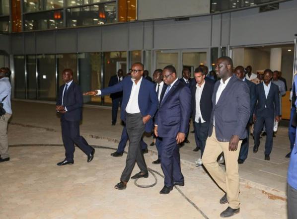 Yérim Sow-Macky Sall, les dessous d'une visite nocturne du Président à Diamniadio