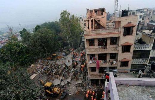 ITALIE: Des familles sénégalaises évacuées des immeubles à bord de l'effondrement