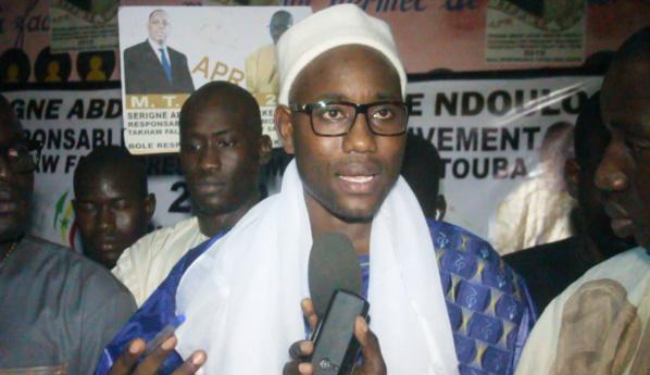 Abdou Lahad Mbacké, responsable APR : « si Macky vient à Touba, nous nous habillerons en rouge pour manifester »