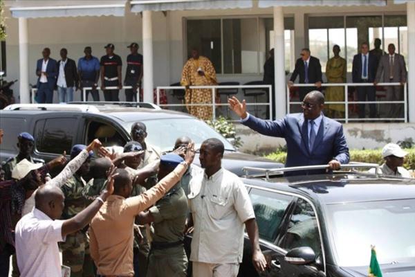 Tournée économique et politique: Macky Sall attendu à Ziguinchor sous haute sécurité