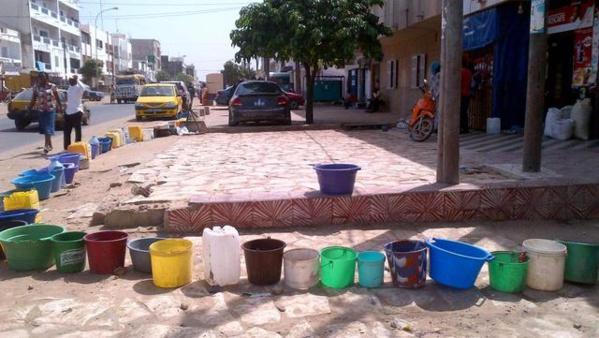 Au Sénégal, la Sénégalaise des eaux s'inquiète