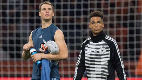 Allemagne: l'intouchable Manuel Neuer dans l'oeil du cyclone