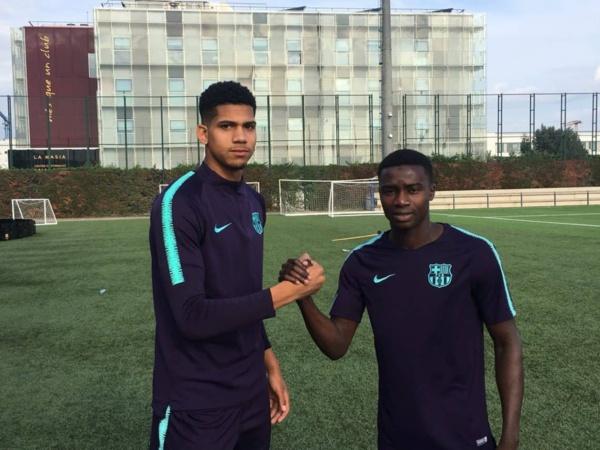 Barça : Moussa Wagué peut enfin jouer avec Messi & Co