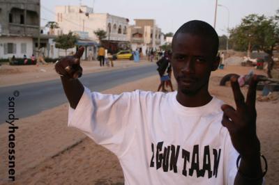 [AUDIO] Malal Almamy Tall alias Fou Malade, rappeur : « Je prendrai l'argent de Wade »