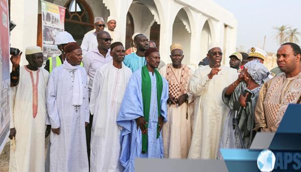 Présidentielle 2019 : L'Imam ratib de Kolda prie pour une « paix » durable »
