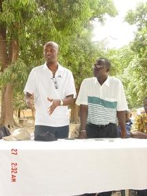 Casamance-Coopération décentralisée : Des entreprises canadiennes vont équiper 12 villages en énegie solaire