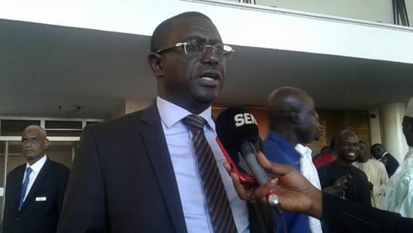 """Seydou Diouf, président de la Commission des lois: """"l'Assemblée nationale a des pouvoirs mais on ne lui en donne pas la plénitude"""""""