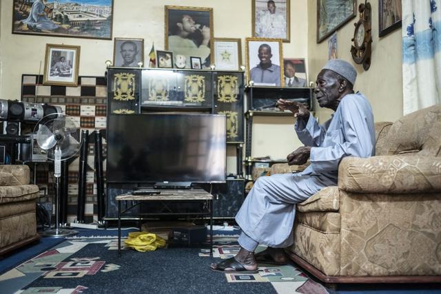 Elimane, père de Youssou N'Dour, l'autre roi du Sénégal