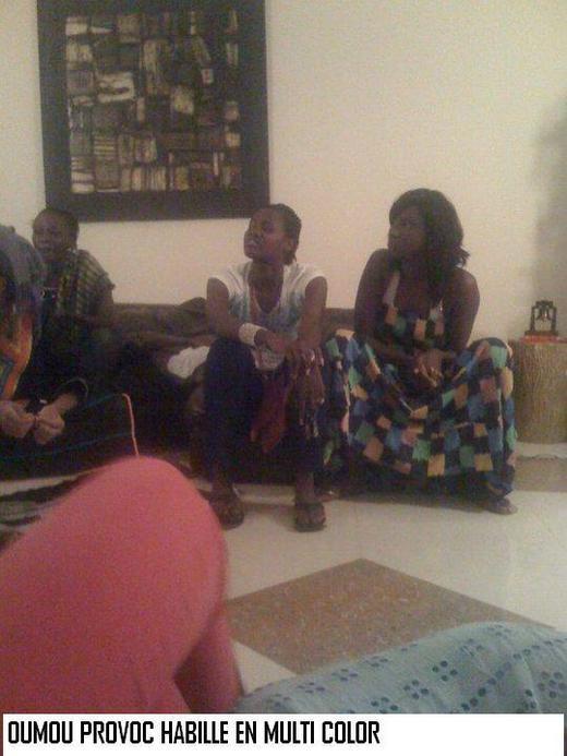 [Photos] Viviane Ndour et sa suite en plein jour du Magal de Touba: Les photos qui démentent Bouba Ndour