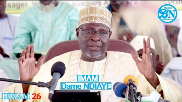 Imam Ahmad Dame Ndiaye : « vouloir diriger le pays ne doit pousser les politiques à dire ou faire n'importe quoi »