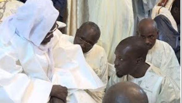 Visite à Touba : Ousmane Sonko fusille Macky Sall devant le Khalife des Mourides