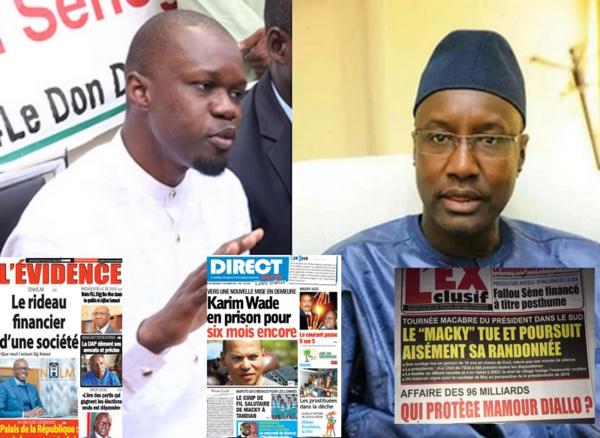 Campagne de dénigrements dans la presse : Mais qui veut liquider Mamour Diallo ?