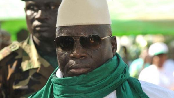 Campagne des victimes et des activistes: La traque contre Jammeh lancée à Dakar