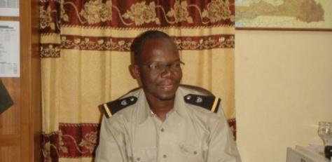 Inhumation Cheikhou Sakho : La Douane rend un dernier hommage à son soldat