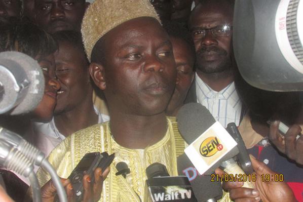 Détournement de 94 milliards: le député-maire de Keur Massar défend Mamour Diallo et cogne Sonko