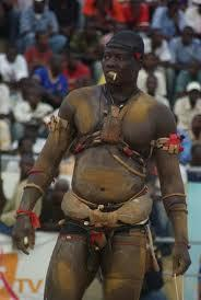 Lutte : Garga Mbossé en scène dans son fief avant la scène de Demba Diop