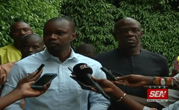 Me Mame Adama Guèye « accroche » Sonko et tance Babacar Diagne : « tout le monde connait sa docilité vis-à-vis des pouvoirs en place
