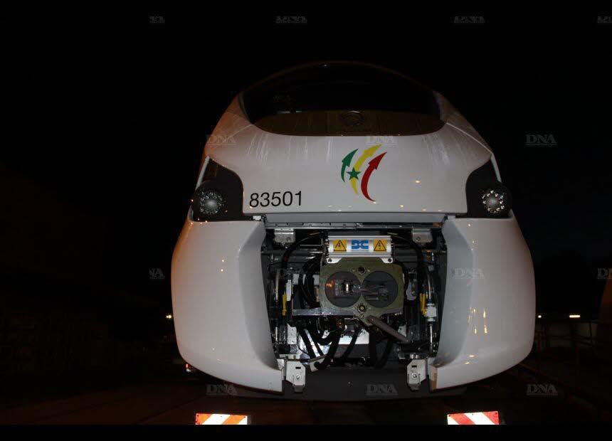 (05 Photos) TER : Les premières rames attendues à Dakar, le 12 novembre prochain