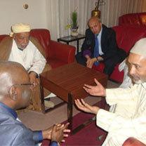 Le khalife mondial de la confrérie Tidjania entame une visite à Dakar