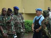 Le général Talla Niang, ce sénégalais qui assure la protection de Alassane Ouattara