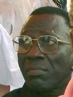 Moustapha Fall Che prend la défense de Laurent Gbagbo