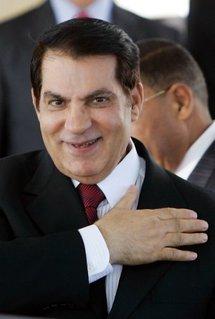 Ben Ali, victime d'une attaque cérébrale, est dans le coma
