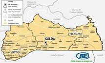 Kolda : Vol en réunion  Des brigands s'emparent des 4 panneaux solaires de la case de santé de Babadinka