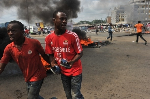 Côte d'Ivoire : un mort dans la marche des pro-Ouattara