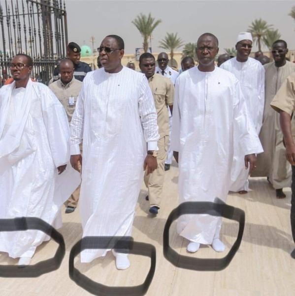 Touba- Rappel à Dieu de Sokhna Bally Mbacké : le PM  Abdallah Dionne a présenté les condoléances