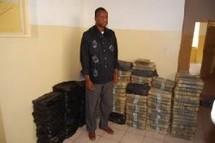 Pikine : 22 kg de chanvre indien saisis et 4 trafiquants présumés arrêtés