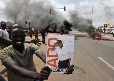 Côte d'Ivoire : 3 morts dans la manif des pro-Ouattara