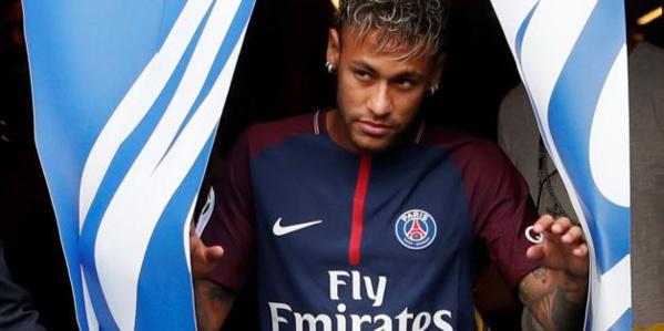 Psg – Neymar risque l'emprisonnement pour…