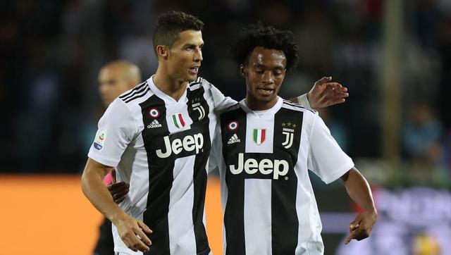 COMPET' : CR7 explique la différence entre la Serie A, la Liga et la Premier League